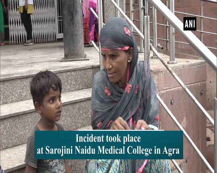 Pregnant woman allegedly denied entry in hospital delivers baby outside in Agra