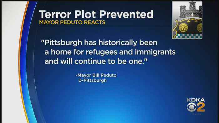 Pittsburgh Mayor Bill Responds To Thwarted Terror Attack