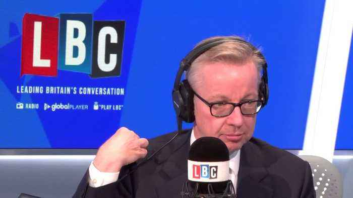 Michael Gove Gives Kitchen Analogy About Brexit To Leave Voter