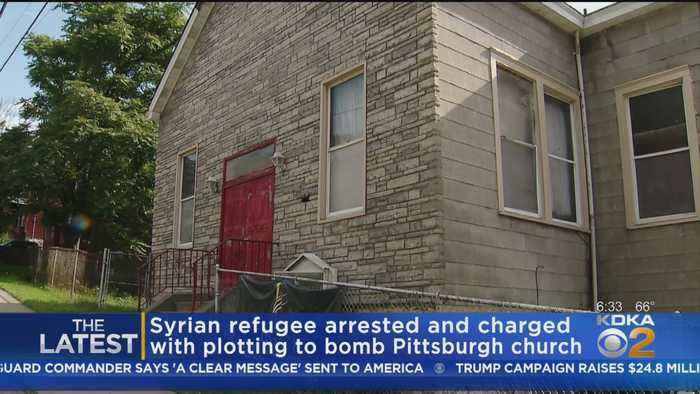 Arrest Made in Terror Plot Against Pittsburgh Church