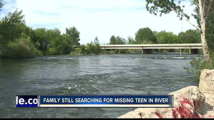 Nampa teen still missing in the Boise River