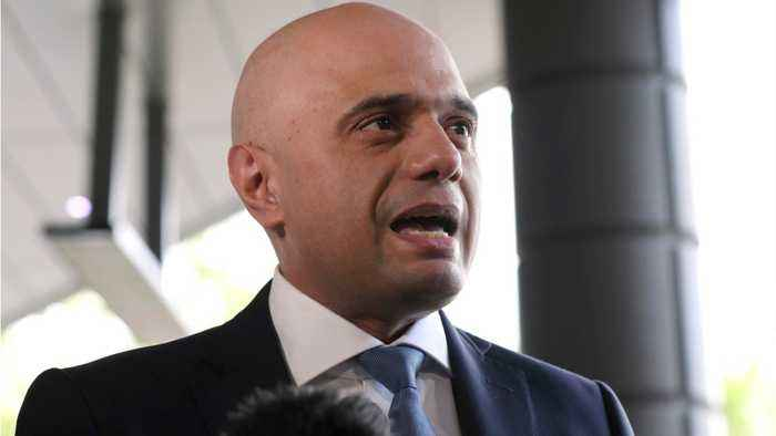 Sajid Javid Knocked Out Of Contest For Conservative Party Leadership