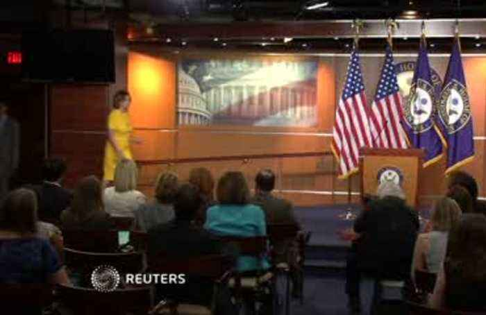 U.S. has no appetite for war with Iran: Pelosi