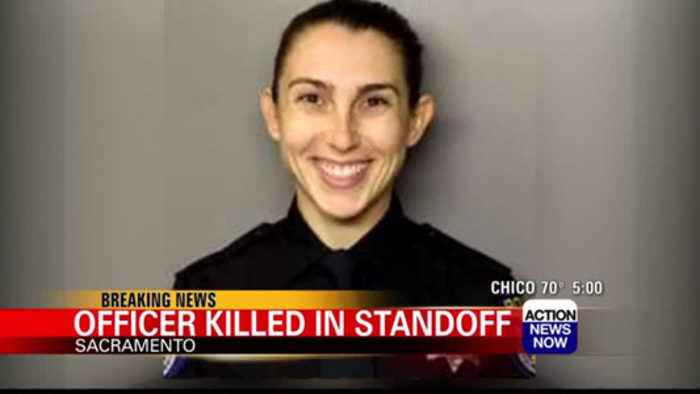 Sacramento officer shot, killed while responding to domestic dispute
