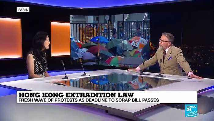 Sony Chan on the Hong Kong Protests: 'The Trust Between the Citizens and the Hong Kong Government is Broken'