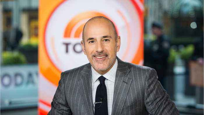 'Today' appears to have erased Matt Lauer from its history in a 25-year montage video