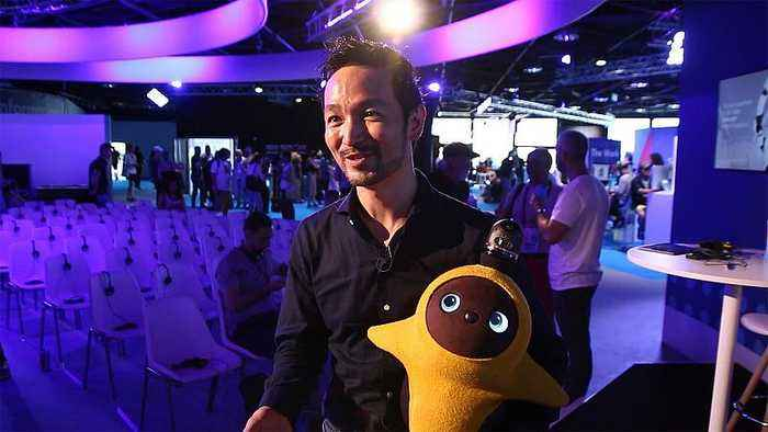 'Mind-blowing' tech wows Cannes Lions festival