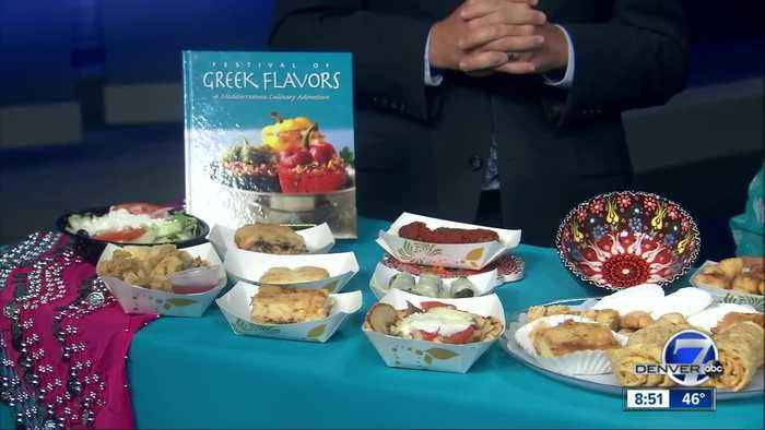 What's cooking at the 54th annual Denver Greek Festival