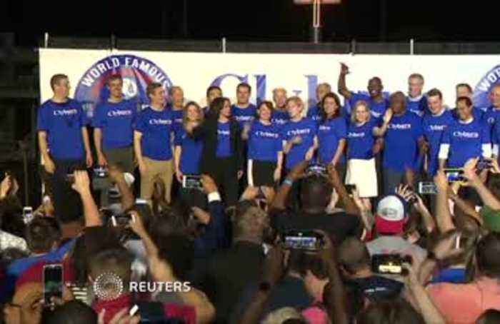 Clyburn's fish fry: Trump, health care and the Avengers