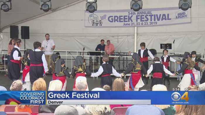 Thousands Attend 54th Annual Greek Festival