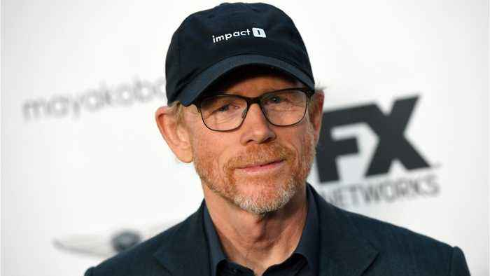 Ron Howard Will Direct His First Animated Film