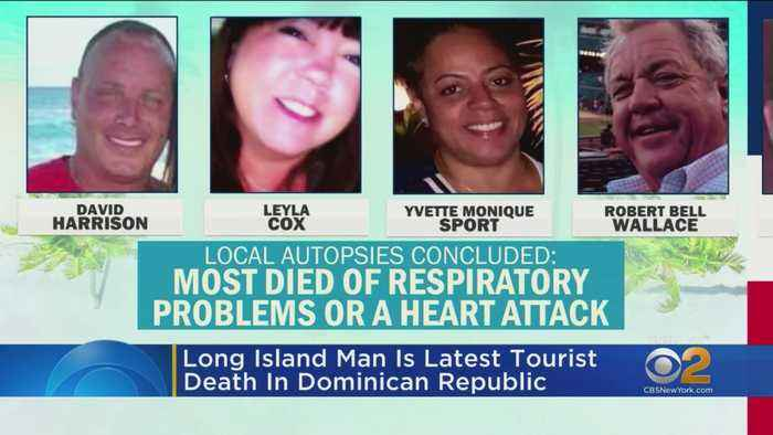 Long Island Man Latest American To Die In Dominican Republic
