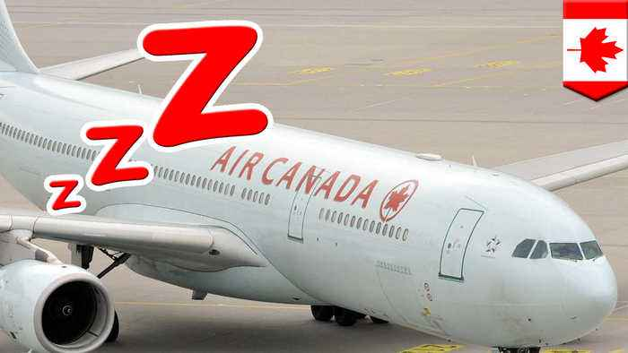 Woman passes out on plane, wakes up to an empty aircraft