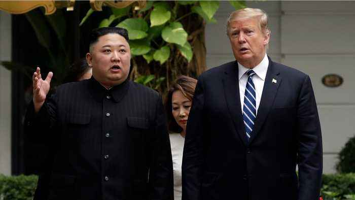 White House confirms that Trump sent a letter to North Korea's Kim