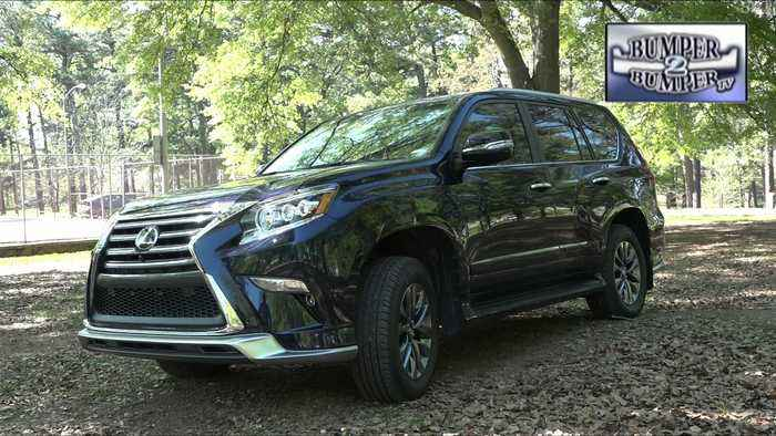 Lexus SUV's may have to look over their shoulder at the competition.