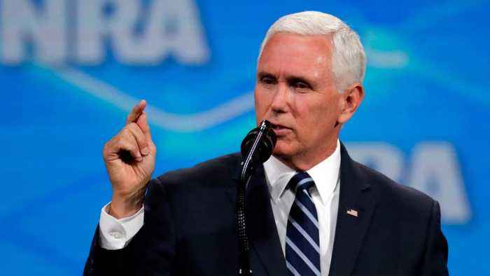 Mike Pence Claims Trump Admin Will 'Follow The Science' On Climate Change