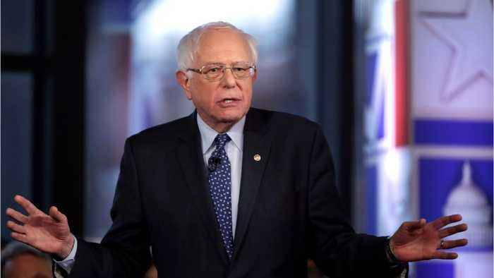 Bernie Sanders Wants To Make Wall Street Pay Off The US's $1.6 Trillion In Student Debt
