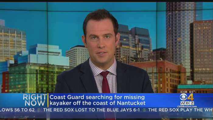 Coast Guard Searches For Missing Kayaker Off Nantucket