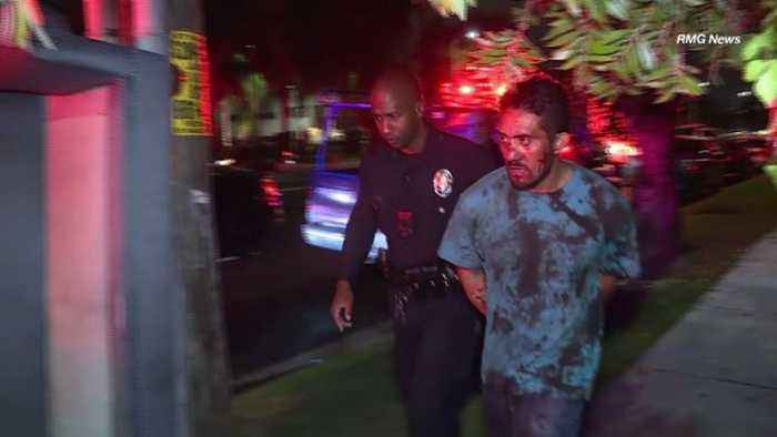 Man Fatally Stabs Wife with Machete in Los Angeles, Police Say