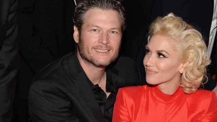 Blake Shelton opens up about relationship with Gwen Stefani