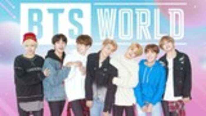 See the Trailer For the 'BTS World' Mobile Game | Billboard News