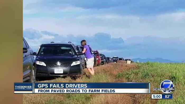 From detour to disaster: Google Maps got dozens of Colorado drivers in a mud mess on Sunday
