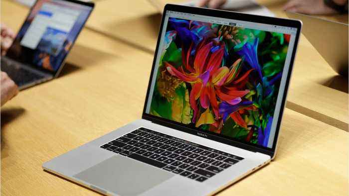 All new redesigned Macbook Pros?