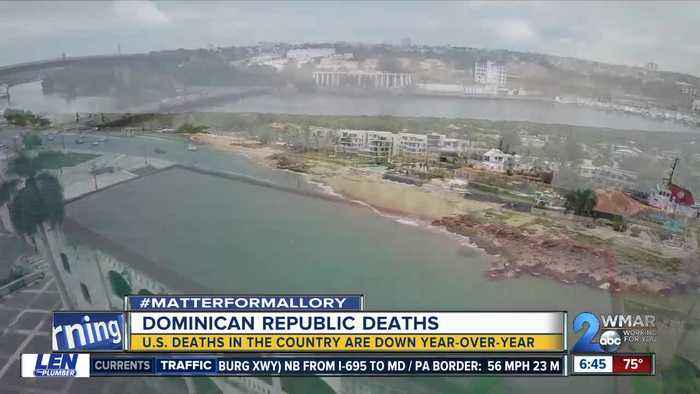 Are American tourist deaths in the Dominican Republic being exaggerated?