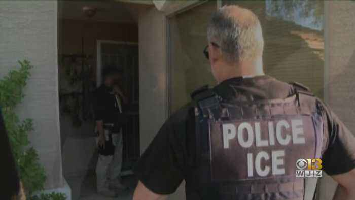 Baltimore Leaders Vow Not To Help ICE With Immigration Efforts After President Trump Announces Crackdown