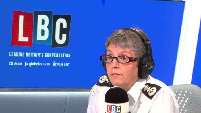 Nick Ferrari Challenges Police Commissioner Over Extinction Rebellion Pink Yacht