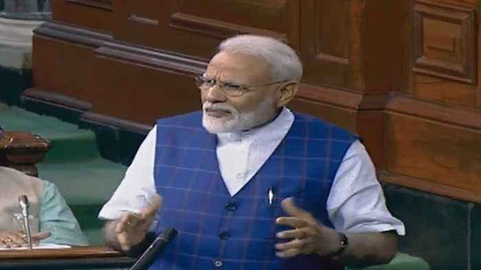 PM Modi's jibe at Opposition: You're so high, you can't even see the ground