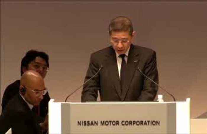 Nissan AGM: Saikawa apologises for Ghosn scandal, prioritises recovery
