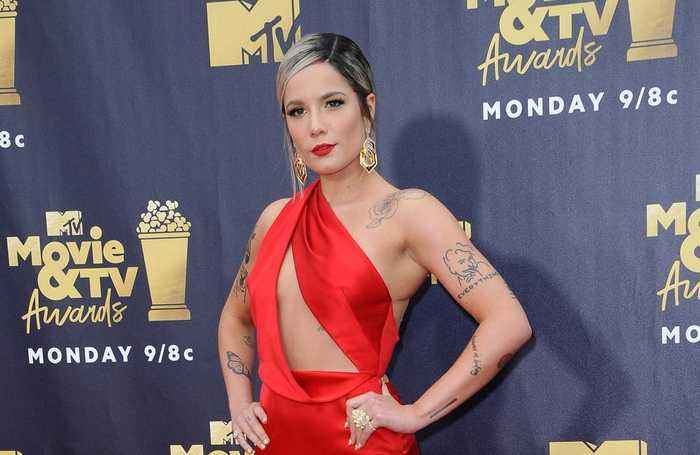 Halsey has entered a mental health facility twice since finding fame