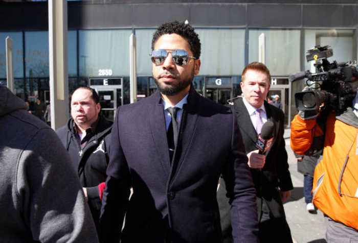 Police Release Footage of Jussie Smollett With Rope Around His Neck