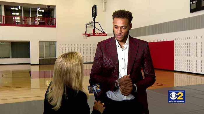 Bull's Draft Pick Daniel Gafford Talks About His Hopes For the Team