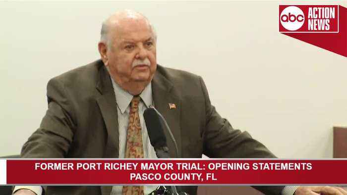 Prosecutors question first witness in ex-mayor Dale Massad's obstruction of justice trial