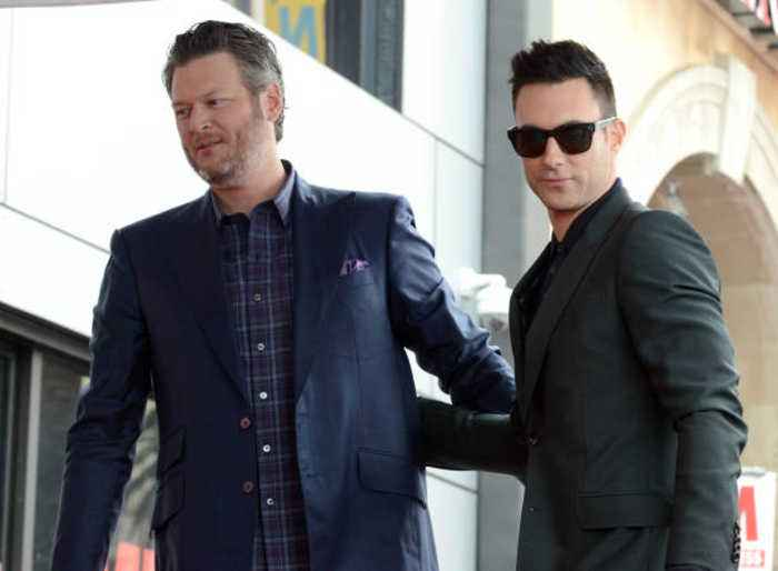 Blake Shelton 'didn't expect' Adam Levine to quit The Voice