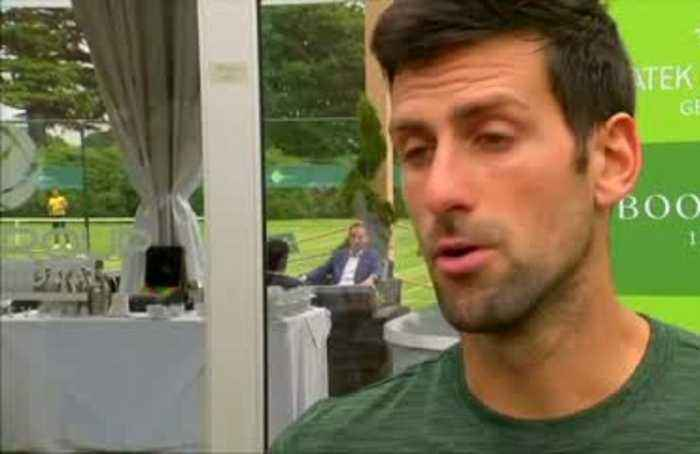 Djokovic has sympathy for Nadal over Wimbledon seedings gripe