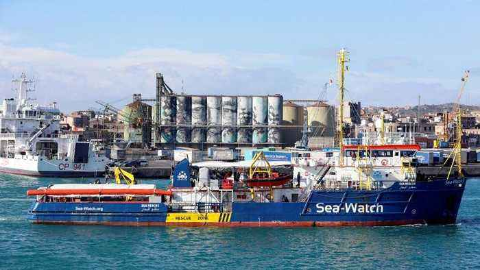 Migrant rescue ship 'Sea-Watch 3' loses Human Rights court appeal