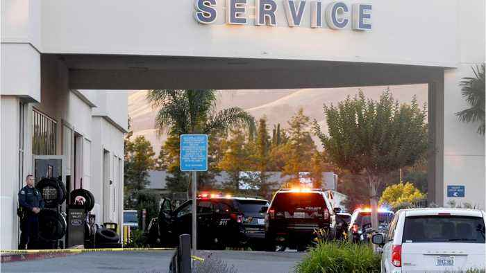 Shooting At N. California Ford Dealership, 3 Dead