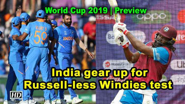 World Cup 2019 | Preview | India gear up for Russell-less Windies test