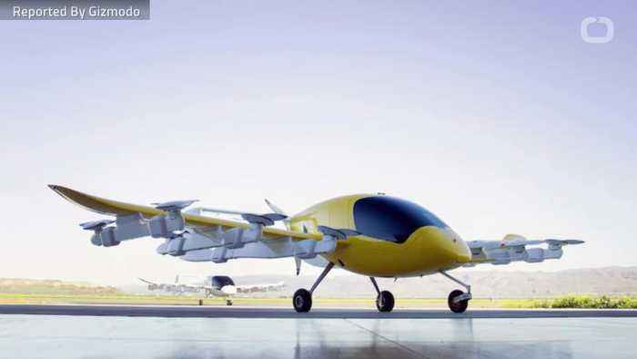 Boeing Announces Collab With 'Kitty Hawk' Flying Taxi Startup