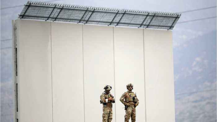 US House Approves $4.5 Billion Aid Package For Migrants At US-Mexico Border