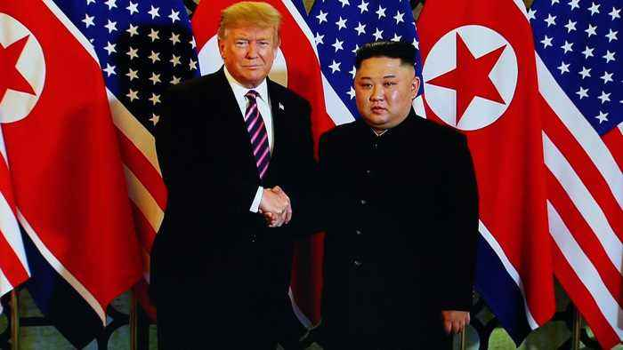 US And North Korea Are Reportedly In Talks About A Third Summit