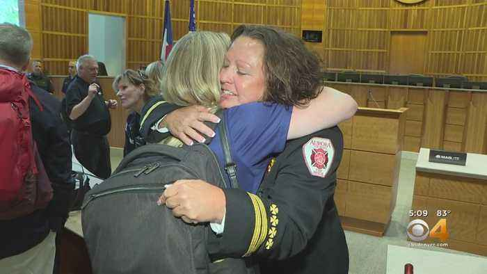Aurora Battalion Fire Chief Honored For Work With Emotional Health