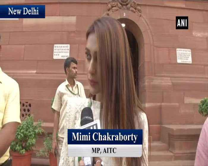 TMC Mimi Chakraborty draws parallels between film and politics say we are for the people