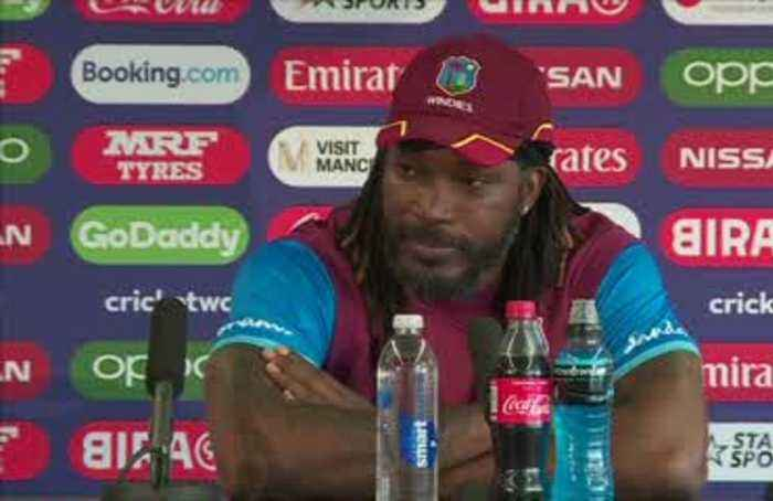 Gayle delays retirement to play home series against India