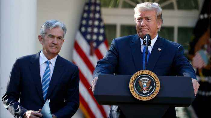Trump Accuses Federal Reserve Chairman Powell Of Doing A 'Bad Job'
