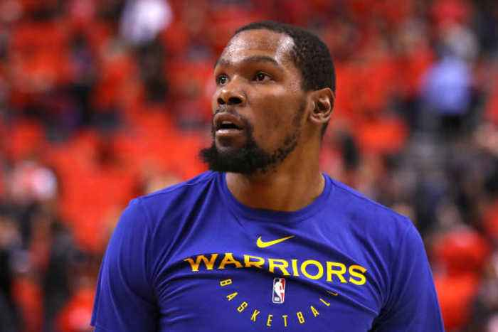 Warriors Star Kevin Durant to Become a Free Agent