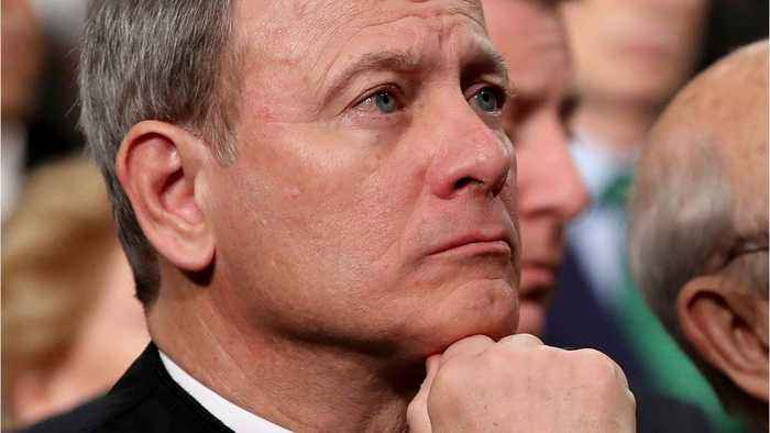 Chief Justice Roberts Angers Both Sides Of Political Spectrum With Major Rulings
